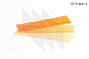 Zestaw filtrów korekcyjnych C.T.Orange (CTO)